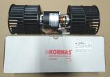 67113104 Мотор отопителя с крыльчатками 12V