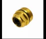 6d-M22X1,5 Фитинг трубки ПВХ,полиамид d=6мм (наружная резьба) М22х1.5 прямой латунь CAMOZZI